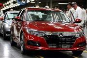 本田在中国召回245101辆汽车