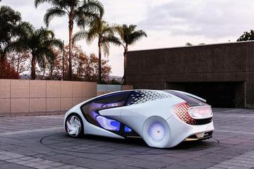 """丰田将在2020年测试""""会说话""""的自动驾驶电动车"""