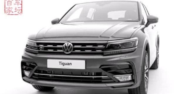 视频:比美?全新大众Tiguan vs 斯柯达Karoq