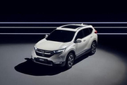 全新本田CR-V,省油耐造