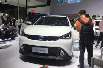 广汽新能源携GE3重磅亮相广州车展