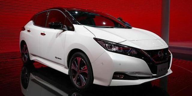 视频:广州车展之日产第二代聆风