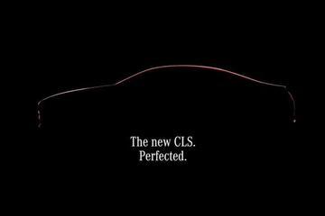 视频:梅赛德斯奔驰全新CLS预告!