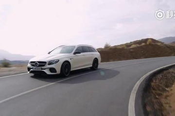 视频:2018奔驰AMG E63S 4MATIC+ Estate