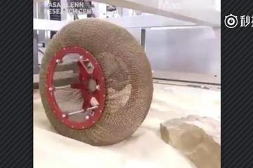 视频:来自美国航空航天局的新款轮胎