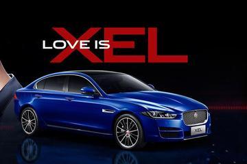 国产捷豹XEL LOVE挚爱版上市 售33.28万