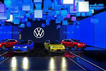 你好ID.4: 大众汽车正改变玩法 纯电动ID.4迎来中国首秀
