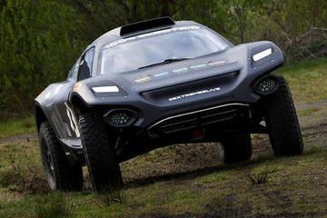 迈凯轮计划2022年首次加入Extreme E 电动越野车系列赛
