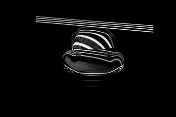 奔驰发布VISION EQXX 概念车预览图 为未来EV开发顶下基调