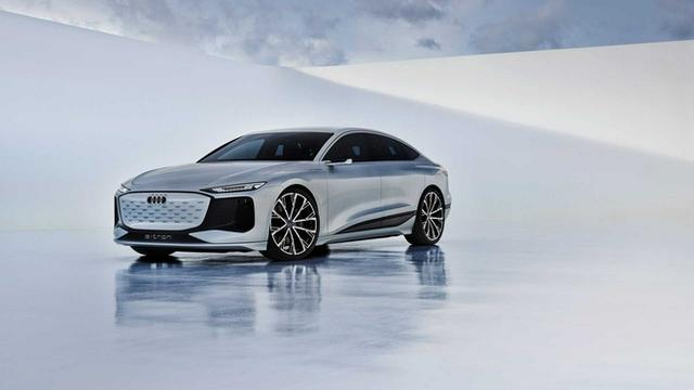 奥迪A6 E-Tron或在2022年内投产