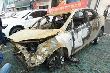 车辆发生自燃 消费者该如何维权