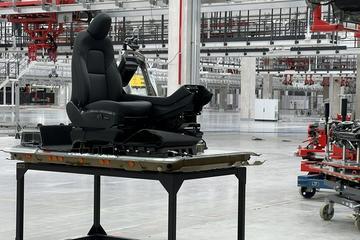 再次颠覆传统 柏林工厂出产Model Y将没有底盘?
