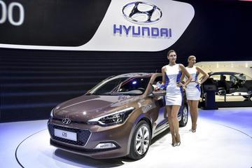 现代汽车因零部件短缺从周二开始将逐步停产大部分韩国工厂