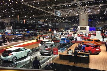 日内瓦车展或将取消 至少13家大型车企已宣布不参加