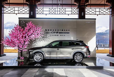 """长安马自达Mazda CX-8新国风文化体验季 """"驾享风雅颂——桃夭篇""""优雅启程"""
