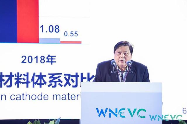 北京理工大学教授、中国工程院院士 吴锋