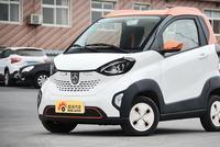 实拍|宝骏E100电动车 补贴后售价不到4万