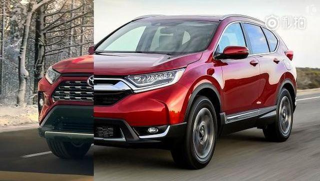 视频:【紧凑级SUV 2选1】新一代丰田RAV4、本田CR-V, 你选谁?