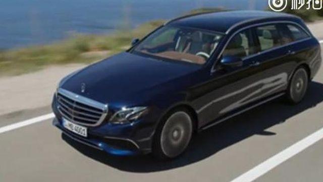 视频:新奥迪A6 Avant对比奔驰 E级旅行车