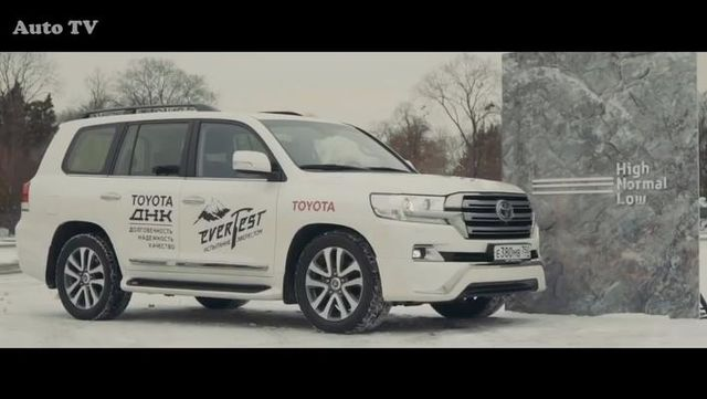 视频:中东土豪的代步车日系越野王-2018年丰田兰德酷路泽