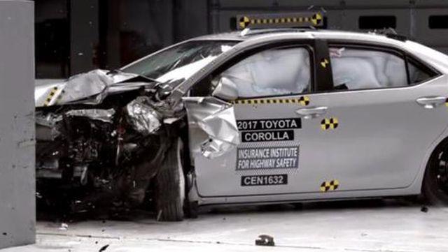 视频:日系车一撞就碎不安全?真是这样吗?