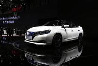 终于等到你 日产轩逸·纯电亮相北京车展