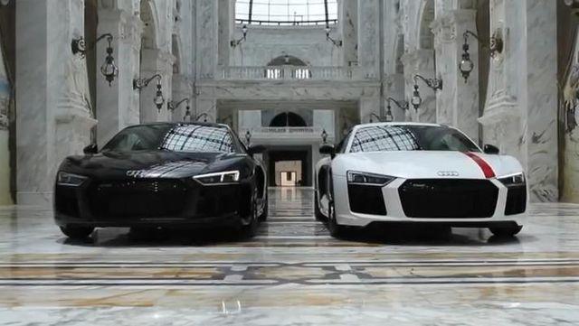 视频:超级跑车室内大片 梦想座驾难以抗拒