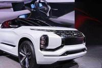 三菱推大7座SUV 油电混动续航达1200KM