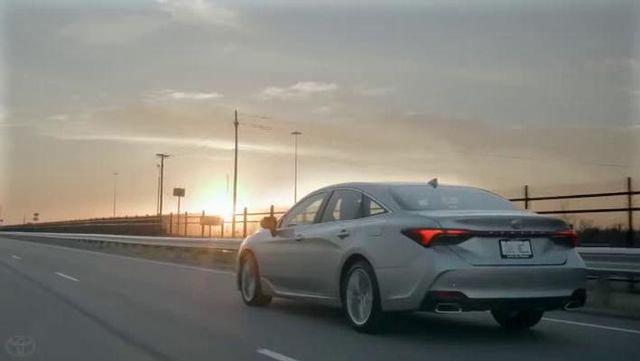 2019丰田Avalon重磅来袭 一汽丰田新一代家轿接班人