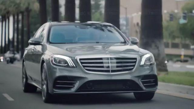 2018款奔驰S级 重新定义全新的豪华汽车
