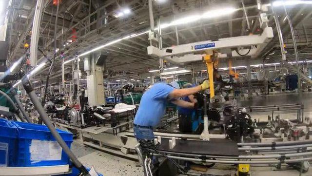 大众生产的第70万辆帕萨特 Limited Edition GT特供版