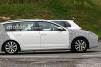 斯柯达将推明锐旅行版 车重减轻/增混动版车型