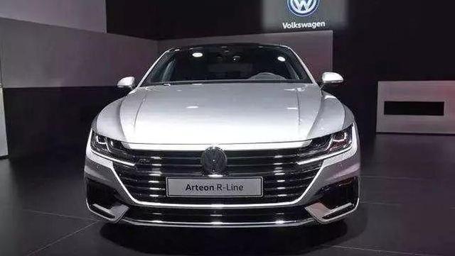 大众最帅车型Arteon实拍 颜值惊艳