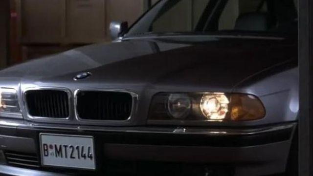 1997宝马750 VS 2018兰博基尼