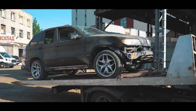 宝马BMW X5暴力改装 越野能力翻倍