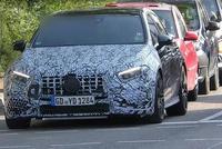 奔驰全新A45明年亮相 4秒破百/未来推混动车型