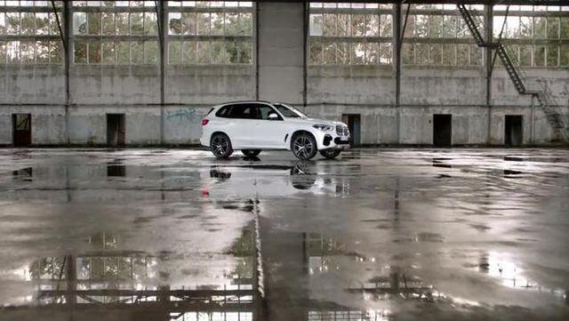 全新BMW X5 内饰解析