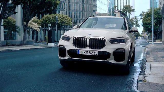 2018全新宝马BMW X5 全面升级霸气而来