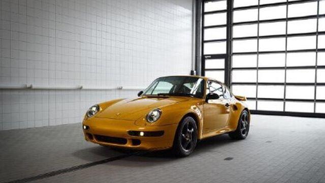 保时捷911 Turbo最新宣传片