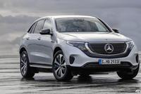 图集|奔驰EQ品牌首款量产SUV 将于明年开售