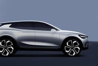 电咖高端品牌ENOVATE首款B级SUV造型曝光