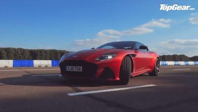 阿斯顿·马丁DBS Superleggera vs 奔驰AMG GT R