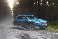 图集 2020款奥迪 e-tron,豪华纯电动中型SUV