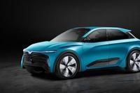 合众新能源上海车展推三款新车 Eureka 01量产版领衔