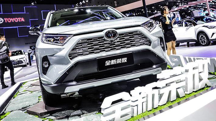 辣评|丰田全新荣放 造型犀利硬朗霸气