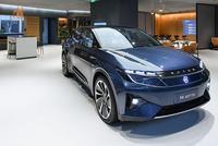拜腾M-Byte量产车将于四季度投产