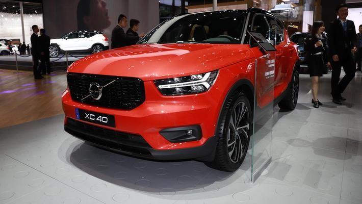 新車|預售26.5萬起 XC40將于月底上市