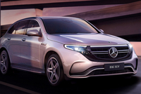 奔馳正式生產EQ家族首款純電動車型 明年Q1在美開售