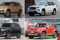 你的越野车有几把锁 值得关注的硬派SUV有哪些?