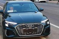国产全新奥迪A3L将于广州车展上市